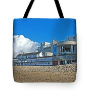 Tate Gallery St Ives Cornwall Tote Bag