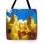 Tatooine One Tote Bag