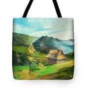 Tatry Mountains Tote Bag