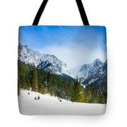 Tatry Tote Bag
