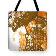 Tattered Parasol Tote Bag