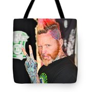 Tattoo Style Tote Bag