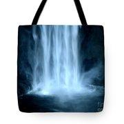 Taughannock Falls Closeup  Tote Bag