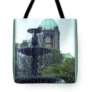 Taunton Landmarks Tote Bag