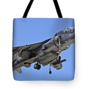 Tav 8b Harrier Jump Jet Tote Bag