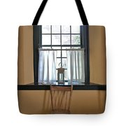 Tavern Window And Chair Tote Bag