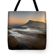 Tavolara Island Tote Bag