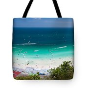 Tawaen Beach Tote Bag