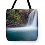 Tawhai Falls In Tongariro Np New Zealand Tote Bag
