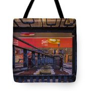 Taxi Only Tote Bag