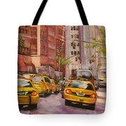Taxi Taxi Tote Bag