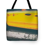 Taxi Taxi Tote Bag by Karol Livote