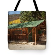 Taxidermyon The Holzwarth Historic Site Tote Bag