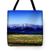 Taylor Park - Colorado Tote Bag
