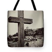 Tbilisi Cross Tote Bag