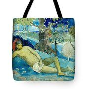 Te Arii Vahine .the Queen Of Beauty Or The Noble Queen. Tote Bag