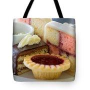 Tea Cakes Tote Bag