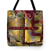 Tea Ceremony Tote Bag