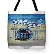 Tea Dance Tote Bag