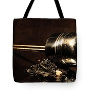 Tea Dipper Tote Bag by Toppart Sweden