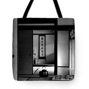 Tea House Tote Bag