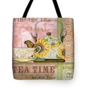 Tea Time-jp2579 Tote Bag