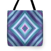Teal One Diamond Dreams Tote Bag