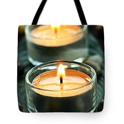 Tealights Tote Bag