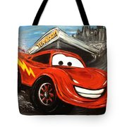 Teamboom Tote Bag