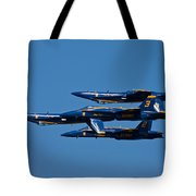 Teamwork Tote Bag