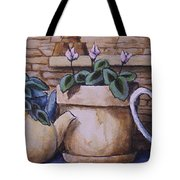 Teapots On Parade Tote Bag