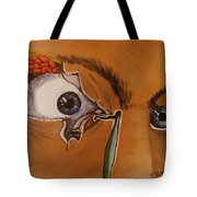 Tear Duct Tote Bag