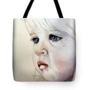 Tear Stains Tote Bag