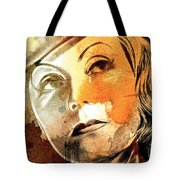 Tears In My Eyes Tote Bag