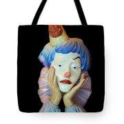 Tears Of A Clown Tote Bag