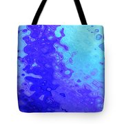 Tears Of A Muse Tote Bag