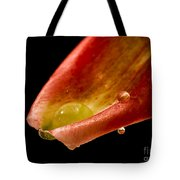 Tears On A Lilly Tote Bag