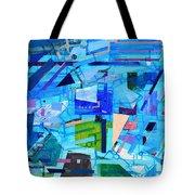 Techno Cool Tote Bag
