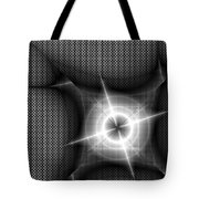 Techno Flash Tote Bag