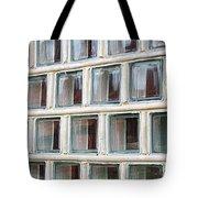 Technocratic Windows Tote Bag