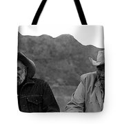 Ted Degrazia And Broderick Crawford Gallery In The Sun Tucson Arizona 3-1969-2009   Tote Bag