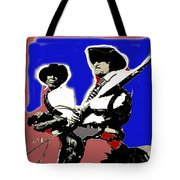 Ted Degrazia On Quest For The Lost Dutchman's Mine Superstition Mountains 1962-2013 Tote Bag