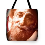 Ted Degrazia Portrait By Henry Redl Circa 1980-2013 Tote Bag