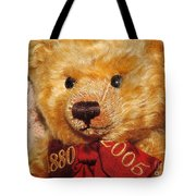 Teddy's Anniversary Tote Bag