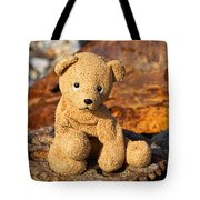Ted's On The Rust Pile 2 Tote Bag