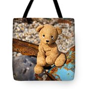 Ted's On The Rust Pile Tote Bag