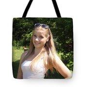 Teen Beauty Tote Bag