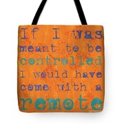 Teen Inspirational 1 Tote Bag
