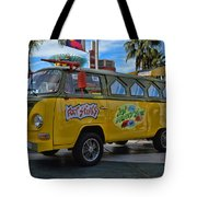 Teenage Mutant Ninja Turtles Tote Bag by Tommy Anderson