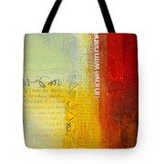 Teeny Tiny Art 117 Tote Bag